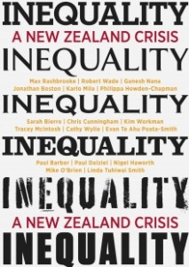 The cover of the Inequality: A New Zealand Crisis book