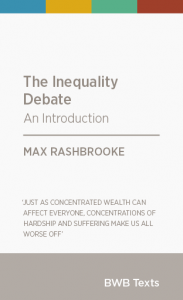 Inequality debate - an introduction cover
